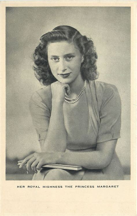 princess margaret princess margaret late 1940s that wonderful picture of