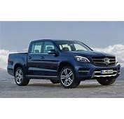 LIVE Mercedes Benz Pick Up Launch In Sweden October 25th  GTspirit