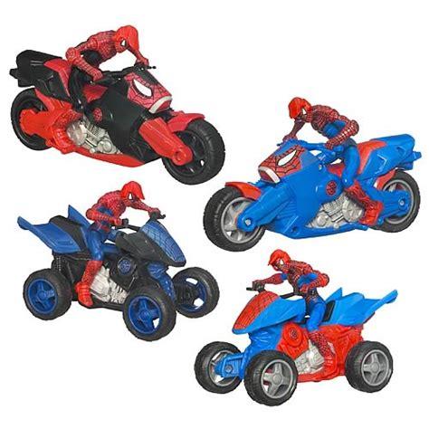 cgv wave n go spider man zoom n go vehicles 2 0 wave 3 set hasbro