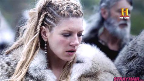 lagertha hairstyle awesome new vikings hairstyles coming in season 4 strayhair