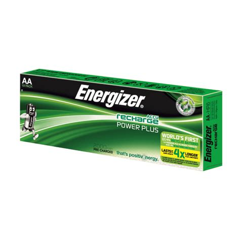 Energizer Rechargeable Battery 2000 Mah Size Aa Bisa Di Cas Isi4 energizer rechargable aa batteries 2000mah 10 pack 634354