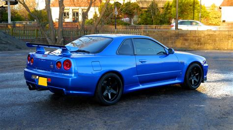 nissan skyline modified 1999 nissan skyline r34 gtr 6 speed manual for sale