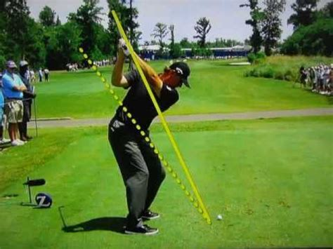 ernie els swing analysis swing vision videolike