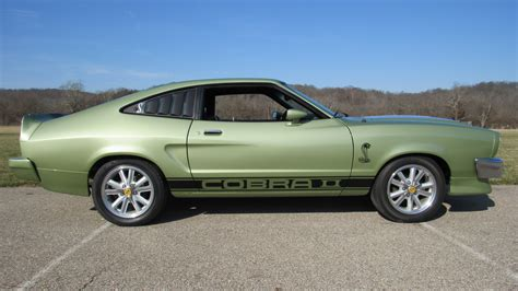 77 mustang cobra 2 77 mustang cobra ii the best cobra in 2018