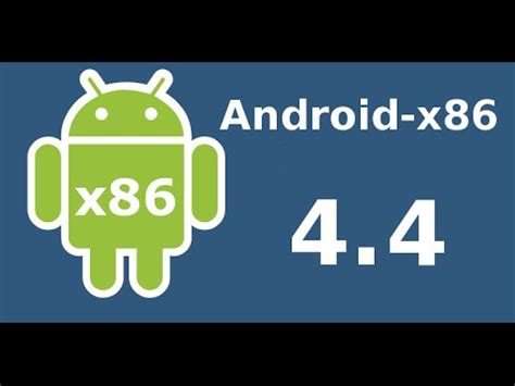 android x86 4 4 how to install android x86 4 4 on box doovi