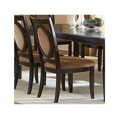 steve silver company montblanc dining chair mb500s