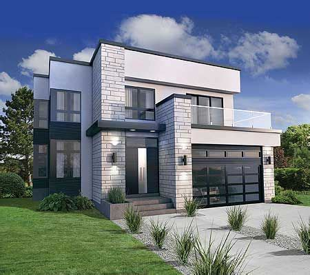 Home Plans For Narrow Lot by Best 20 Modern Houses Ideas On Pinterest Modern Homes