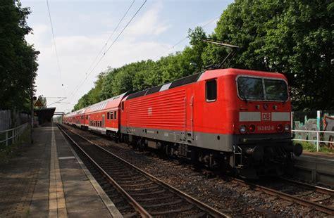 Berlin Zoologischer Garten Nach Potsdam by Hier 143 812 6 Mit Einem Re1 Re18006 Quot Baumbl 252 Ten Express
