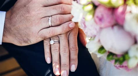 history of wedding rings life hope truth