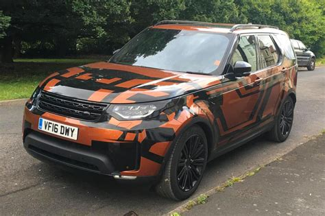 land rover discovery news of the new land rover discovery 2017