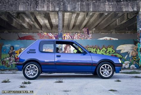 113 Best Peugeot 205 Gti Images On Pinterest Classic