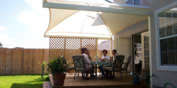 Patio Awnings And Shade Structures by Patio Shade Shade N Net