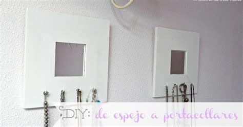 decorar con espejos malma espejos malma para colgar tus collares el rinc 243 n de las