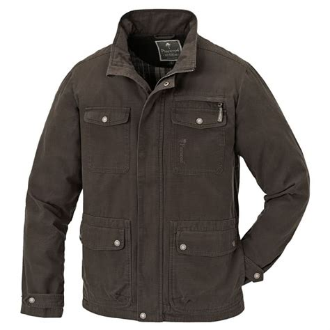 Brown Canvas Jacket pinewood canvas jacket hastings brown at low prices