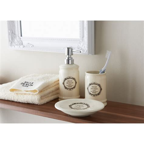 b m salle de bain bathroom set 3pc 316220 b m