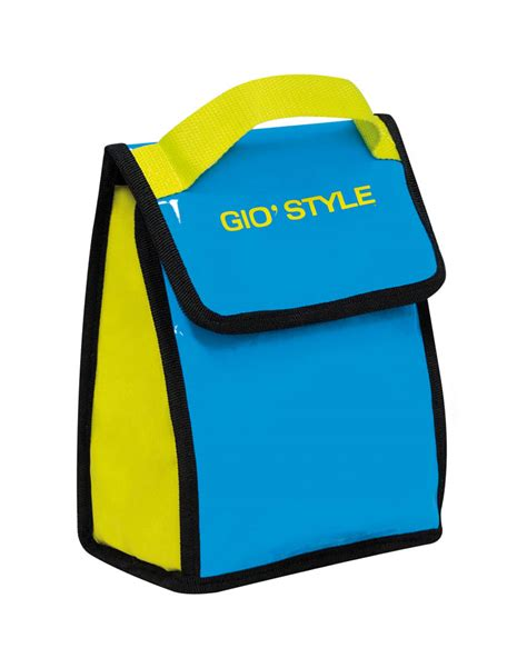 lime lunch bag gio style