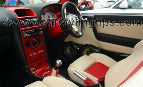 car interior tuning ideas interior car styling tips part 2