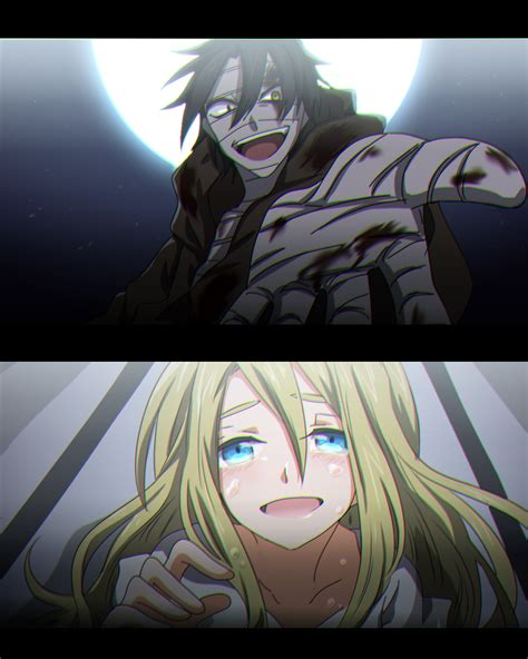anime angel of death manga 君が笑うまで angel of slaughter fanart ray and zack angels of