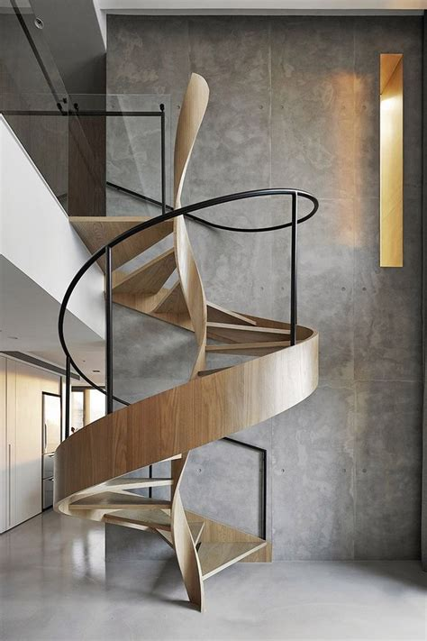 corrimano per scale a chiocciola oltre 25 fantastiche idee su ringhiera per scale su