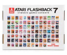 catchoftheday com au atari flashback 174 7 classic game console 101 built in games