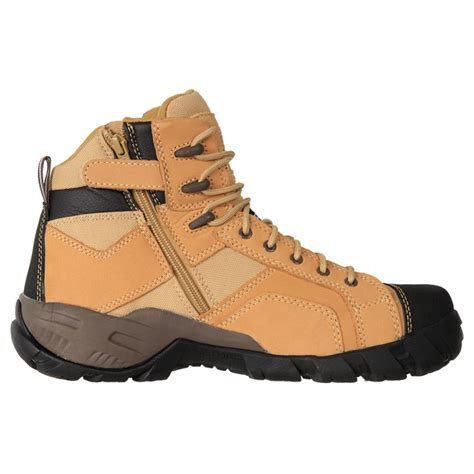 Caterpillar Argon Safety 39 43 new caterpillar cat argon hi comfort steel toe zip safety work boots cheap ebay
