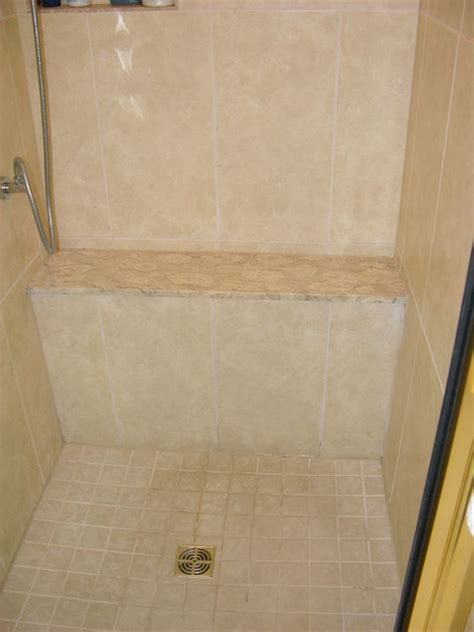 shower stall with bench shower stall bench