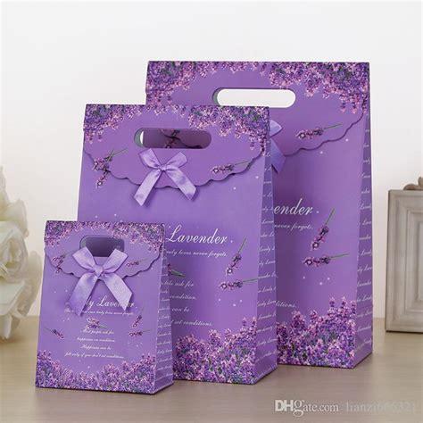 Handmade Goodie Bags - handmade flowers wedding bag gift bags jewelry bag