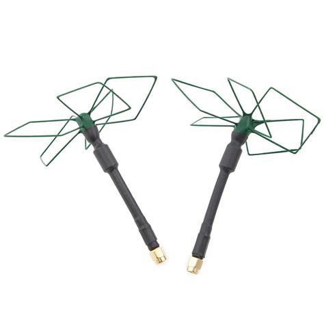 ibcrazy 2 4ghz lhcp airblade antenna set