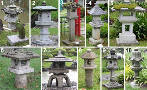 Japanese Garden Lantern by Bonsai Skosh Lanterns At Singapore Japanese Garden