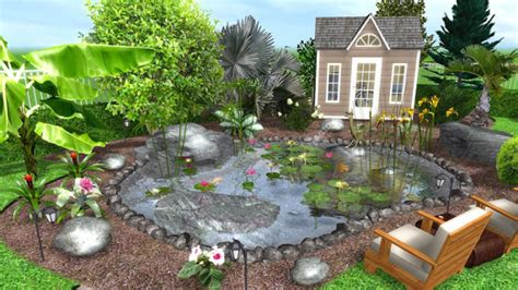 8 Free Garden And Landscape Design Software The Self Outdoor Patio Design Software