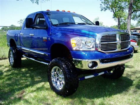 nissan cummins dually 18 awesome blue trucks that prove it s the best color photos