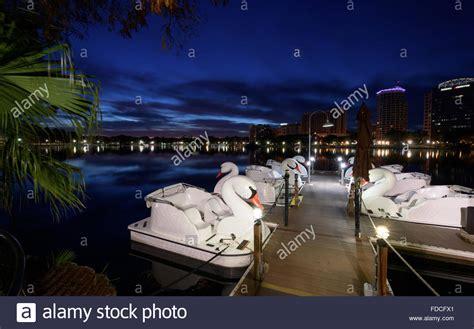 paddle boats orlando florida lake eola swan boats florida stock photos lake eola swan