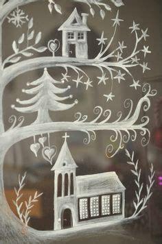 Weihnachtsdeko Fenster Malen by Scherenschnitte Schattenbilder Malvorlagen