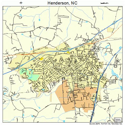 Henderson County Nc Records Henderson Carolina Map 3730660