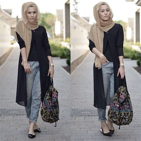 Jumpsuit Overall Dress Pakaian Wanita Butterfly how to style front open abaya with style fashion ideas