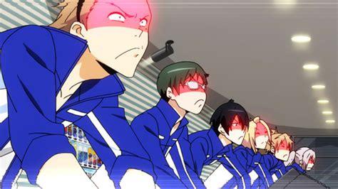 Jaket Kakyoin Anime Prince Of Stride episode 7 prince of stride alternative wikia fandom