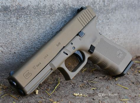Sprei Fata No 1 Brown Titanium x werks glock 17 g4 9mm burnt bronze and magpul for sale