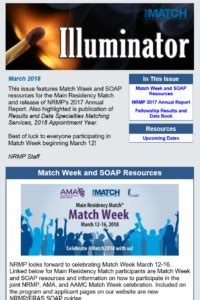 match annual 2017 annuals 1509821198 march illuminator match week resources and 2017 annual report the match national resident