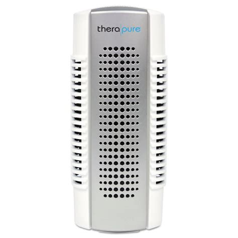 ionic pro therapure mini air purifier 1 speed white 5 sq ft iontpp50wht 895321000354 ebay