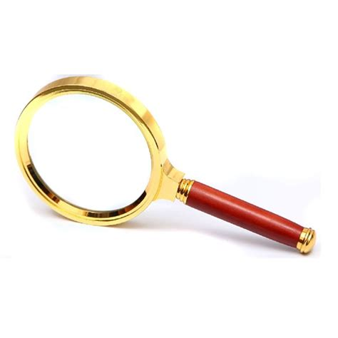 90mm handheld 10x magnifier magnifying glass jewelry loupe