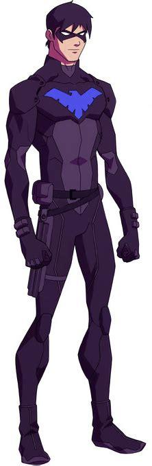 imagenes de robin justicia joven nightwing young justice batman wiki fandom powered
