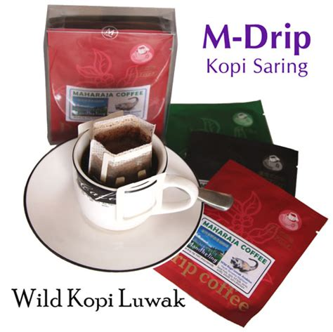 Excelso Luwak Toraja Pouch Pack wildkopiluwak by maharaja coffee products