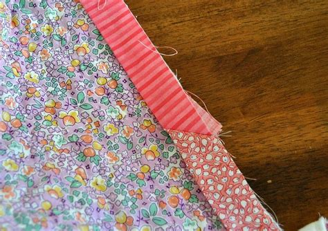 How To Finish Quilt Binding by Finishing And Binding A Quilt Quilts