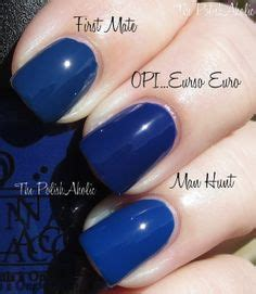 How Mates Vs Flings by Blue Polishes On China Glaze Essie And Swatch