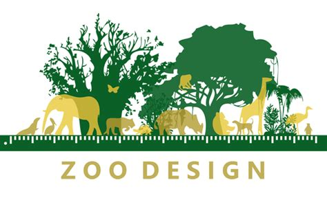 typography zoo lionhouse architects start new zoo design on