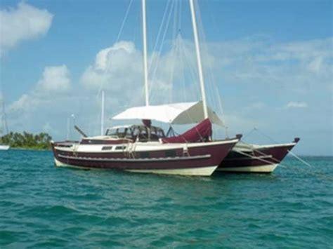 sailing catamaran ocean crossing 35 cat for ocean crossing cruisers sailing forums