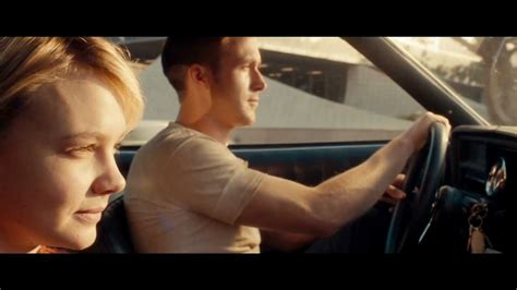 gosling drives irene and benicio home in drive cultjer