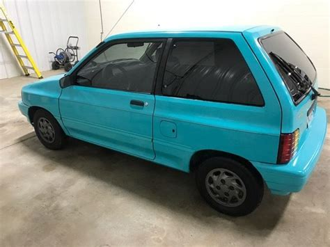 automotive air conditioning repair 1993 ford festiva navigation system classic 1993 ford festiva survivor for sale detailed description and photos
