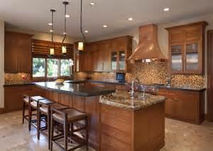 Rustic Kitchen Curtains Copper Range Hood Kitchen Modern With None