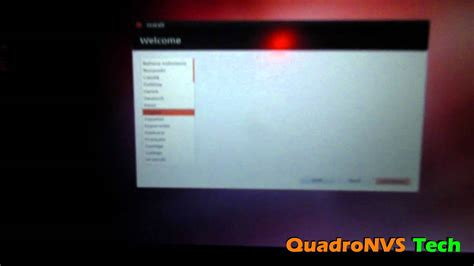 how to install flash on ubuntu how to install ubuntu from your usb flash drive youtube